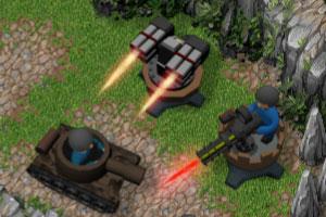 《帝国塔防战》游戏画面1