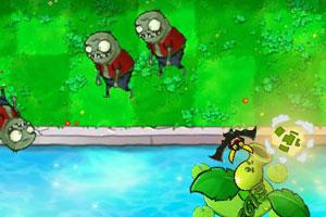 《植物大战僵尸坦克版》游戏画面1