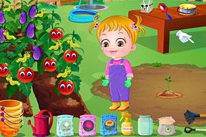 《可爱宝贝园艺工》游戏画面1