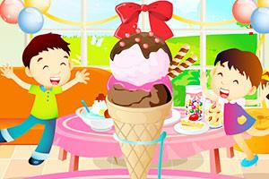 《冰淇淋派对》游戏画面1