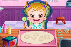 《可爱宝贝学图形》游戏画面1