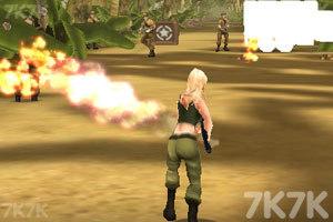 《亚马逊女特警》游戏画面10