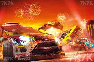 《3D疯狂车赛》游戏画面2