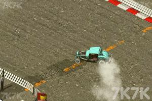 《3D疯狂车赛》游戏画面7