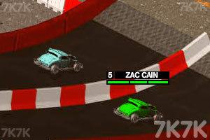《3D疯狂车赛》游戏画面8