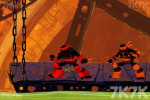 《忍者神龟之黑暗前夕》截图6