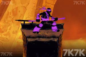 《忍者神龟之黑暗前夕无敌版》截图1