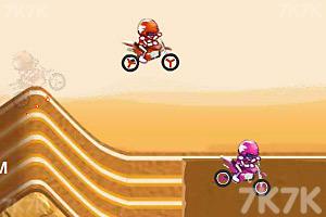 《越野摩托竞速赛》截图1