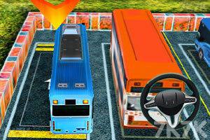 《3D巴士停车》游戏画面10