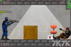 《反恐精英2D体验版》游戏画面9