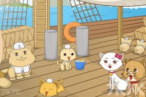《猫猫侠侣救孩子2》游戏画面3