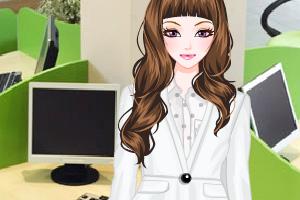 《美丽白领》游戏画面1