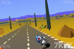 《暴力摩托车》游戏画面2
