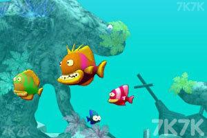 《大鱼吃小鱼2》截图8