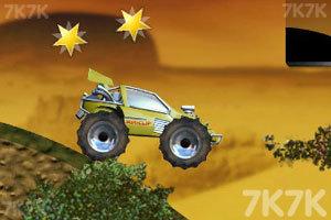 《沙滩越野车》游戏画面3