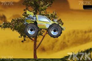《沙滩越野车》游戏画面2