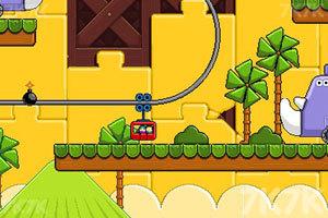 《可爱过山车2双人版》游戏画面7