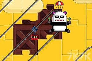《可爱过山车2双人版》游戏画面8