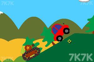 《城市坦克炮弹》游戏画面9