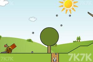 《炸死小兔子》游戏画面6