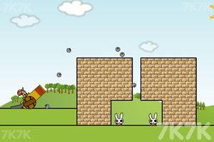 《炸死小兔子》游戏画面7