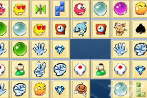 《石头连连看》游戏画面3