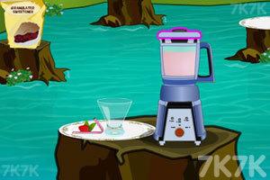 《制作草莓冰淇淋》截图4