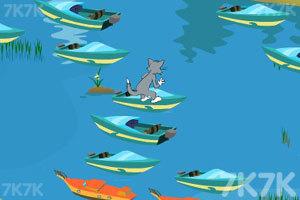《猫和老鼠过河》截图5