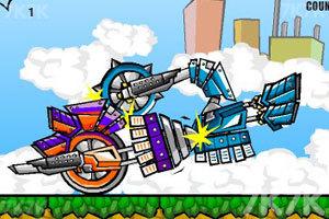 《机器人大决斗》游戏画面8