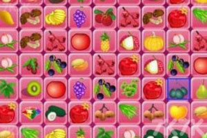 《7k7k水果连连看》游戏画面1
