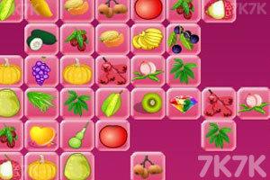 《7k7k水果连连看》游戏画面5