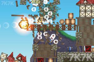 《大炮炸小人》游戏画面10