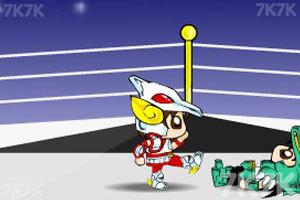 《决斗!天龙对天马》游戏画面9