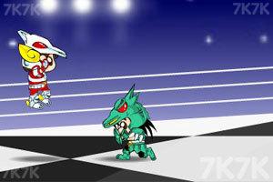 《决斗!天龙对天马》游戏画面3