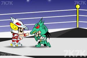 《决斗!天龙对天马》游戏画面8