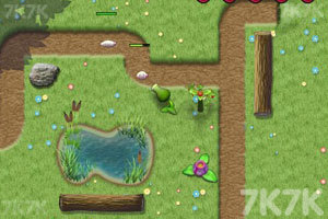 《植物大战害虫》游戏画面8