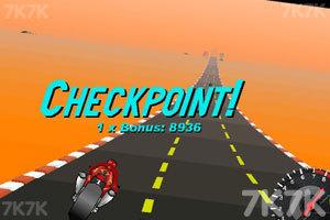 《急速摩托赛》游戏画面6