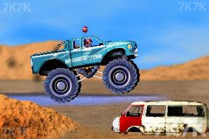 《破坏四驱车》游戏画面2