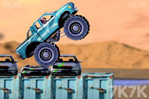 《破坏四驱车》游戏画面8