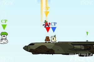 《疯狂小人战斗》游戏画面6
