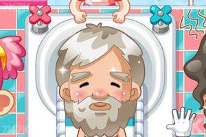 《小美洗发店》游戏画面10