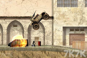 《疯狂战车》游戏画面3