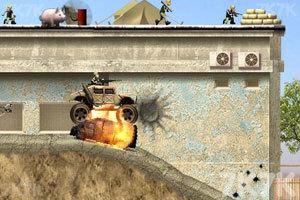 《疯狂战车》游戏画面9