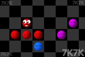 《搞怪碰碰球》游戏画面2