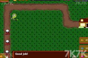 《植物大战僵尸塔防版》游戏画面2