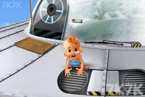 《小婴儿逃出系列3》游戏画面7