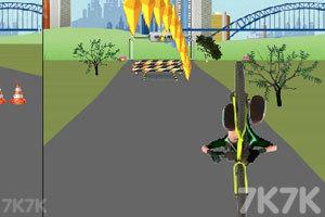 《双人自行车对战》截图10