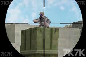 《名枪之巴雷特》游戏画面4