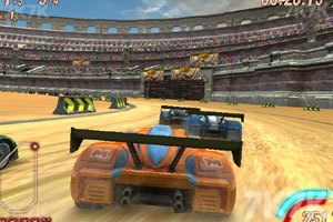 《3D超级跑车》截图4
