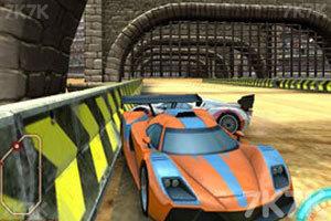 《3D超级跑车》游戏画面1